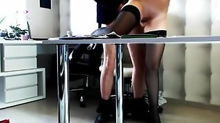 In Office, Masturbation Stockings, Masturbation Tits, Tits Stockings, Tits And Stockings, Masturbation With Stockings, Office Masturbation Stockings, Office In Stockings