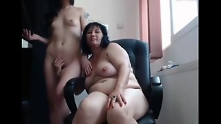 Amateur Jong Oud, Oud Russisch, Webcam Jong, Old Jong, Old Mama