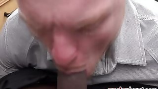 Naughty Guy Stabbed With Fat Dark Skinned Tool
