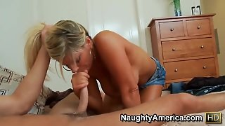 Kristal Summers Teaches Young  Seth Gamble