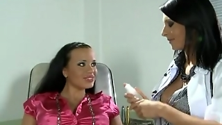 Lesbian Doctor And Teen Patient