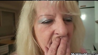 Blonde Mature Takes Big Cock Deep Down Her Snatch Mature Mature Porn Granny Old Cumshots Cumshot