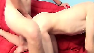 Wild And Hot Gay Ride Cumshot