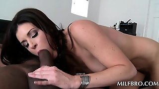 Aroused Mom Cunt Black Fucked From Behind