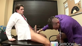 Office, Cock, Hardass, Tension, Twink Blow Job, Cock And Ass, Twink Office, Office And Anal