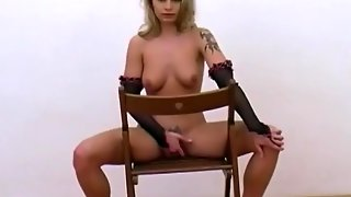 Blondes, Porn Nerd Network, Fingering, Milfs, Chair