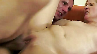 Jenny On The Cock