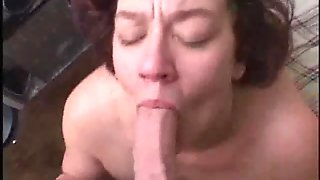 Bbw Fucked Doggystyle And Jizzed On