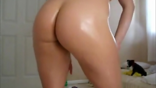 Big Butt Oily Ass Thick Pussy