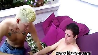 Torn Gay Anal Movie Austin & Dustin Find A