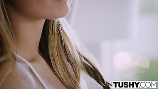Tushy Carter Cruise And Adriana Chechik Unexpected Trio