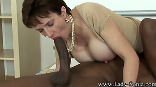 Lady Sonia Interracial 4