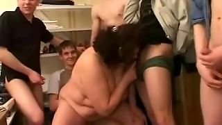 Extreme Ramming In Extreme Mature Pussy Hole