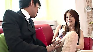 Excessive Japanese Blowjob