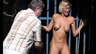 Out Door, Wife Spanking, Maturewife, Amateur Whipping, Blonde Fetish, Mature Amateur Outdoor, Out Door Bdsm, Spankingfetish, Bl Onde, Wife Fetish