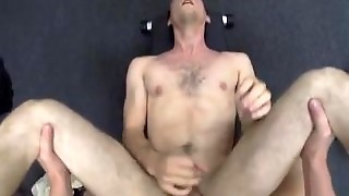 Massage Video Gay Fitness Trainer Gets Anal Invasion