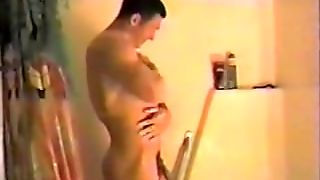 Muscled Marine Fucks All The Guys