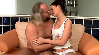 Blowjob, Old Man Porn, Giving Head, Hardcore Sex, Fellation, Grandpa, Teen, Fuck, Blowjobs, Penetration, Cock Sucking