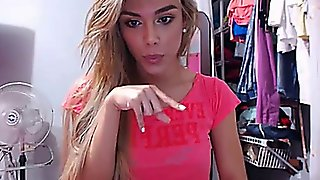 Kamilla - She-Male Webcam #8