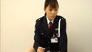 Kinky Female Prison Guard Fucks A Cuffed Prisoner