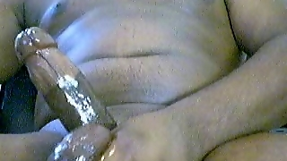 Thick Black Oily Cock Jerkin To Xhamster