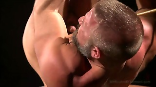 Gay Slave Is Caned Hard