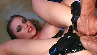 Aurora Snow Gets Her Tight Pussy Pounded