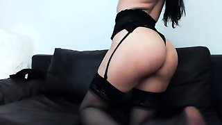 Shameless Dolly In Stockings Solo