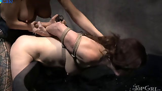 Mistress Uses Her Mature Slave