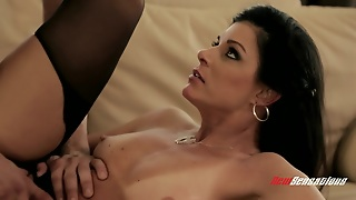 Mouthwatering India Summer And Xander Corvus Go Hardcore
