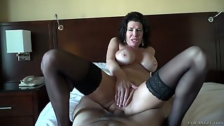 Delicious Busty Milf Veronica Avluv Is Fucked In Her Stretched Butt Hole