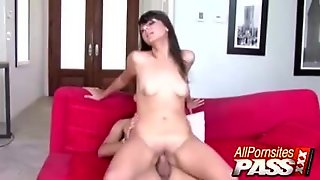 Cumshot On Alana Leighs Mouth