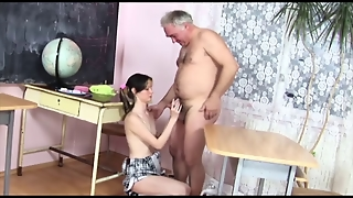 Anal, Small Tits, Czech, Old Young, Teens
