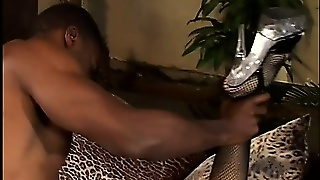 Lusty Young Girl Wants To Satisfy Her Needs By Taking In A Black Boner