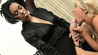 Lesbian Professor Gets Seduced By A Coed To Give Her A Passing Grade