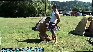 Public Group Wanking And Nude Guy Outdoors Gay Camp-Site Ana