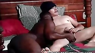 Black Gay Mouthing A Cock
