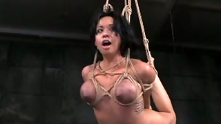 Dirty Porn Slut Kimmy Lee Is Fucked Brutally In Bdsm Porn Video