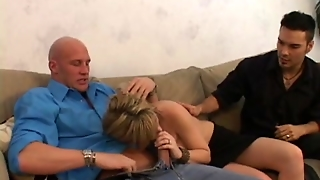 Extreme Home Fuck With Stranger