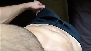 Ripped Hunk With A Thick Cock