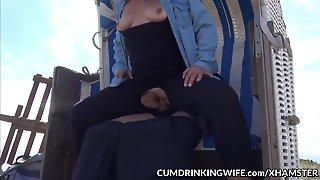 Dogging Wife Marion Fucked By Strangers