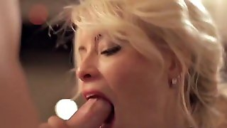 Cfnm Blowjob Perfection Blonde