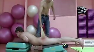 Insidious Spanking For Young Gay