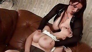 Angela White And Tanya Song