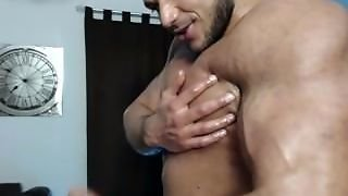 Fetish, Muscle Fix, Solo Male, Fetih, Muscle, Webcam, Gay, Muscular, Hot
