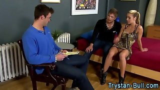Trystan Bull Mmf 3Some