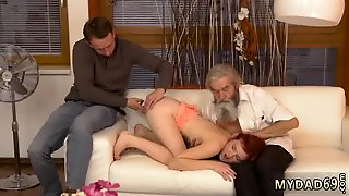 Blonde Mom Taboo Handjob Young Kiss Unexpected Practice With An Older Gentleman