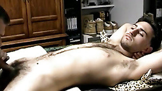 Another Bj For Amateur Straight Boy Paulie