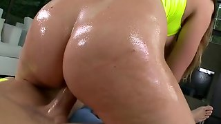 Anal Is The Game For Chanel Preston