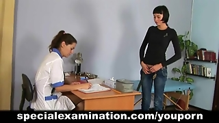 Nude Medical Examination